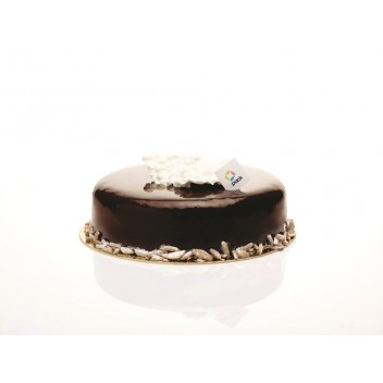 MDC Entremet Invidivuel diam.200xH40mm-BORDS ARRONDIS- PVC C. 300µ